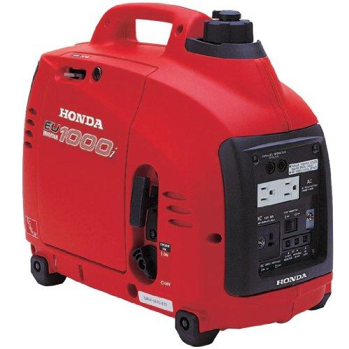 Honda-EU1000i-Inverter-Generator-Super-Quiet-Eco-Throttle-1000-Watts83-Amps–120v-Red-0