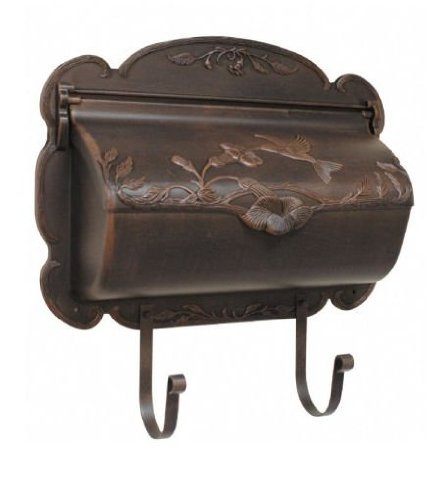 Hummingbird-Horizontal-Mailbox-in-Copper-Copper-0