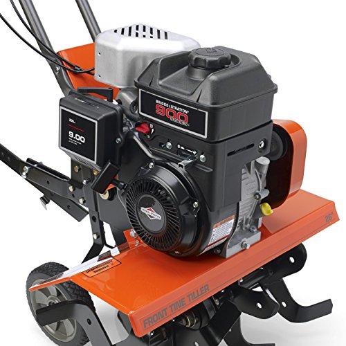 Husqvarna Ft900 Ca Adjustable Width Front Tine Tiller