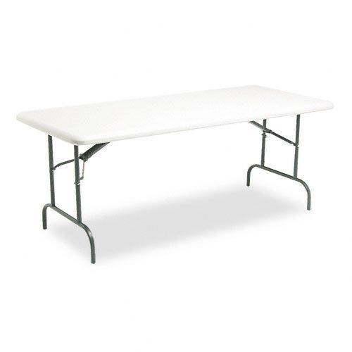 Iceberg-IndestrucTable-Series-Steel-Legs-Resin-Folding-Table-0