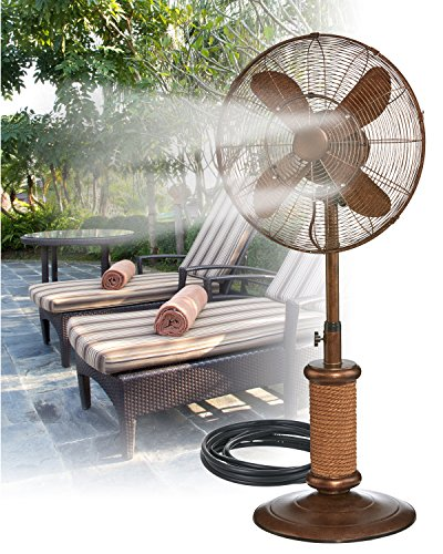 Indoor-Outdoor-Misting-Floor-Standing-Pedestal-18-Fan-Gentle-Misting-Action-Keeps-You-Cool-All-Summer-Long-0
