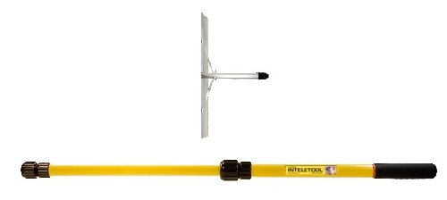 Inteletool-Telescopic-8-to-16-foot-Snow-Removal-Roof-Rake-2-to-4-foot-0