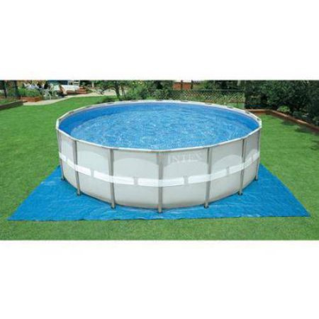 Intex 22 X 52 Ultra Frame Above Ground Pool And 2500 Gph