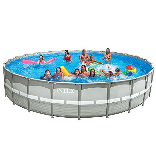 Intex 26ft X 52in Ultra Frame Pool Set With Cartridge Filter Pump Farm Garden Superstore
