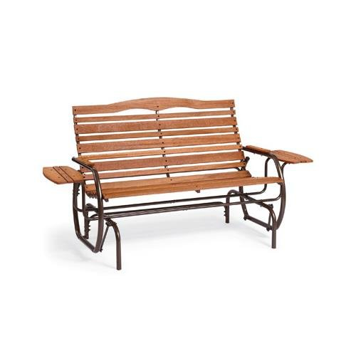 Jack-Post-CG-12Z-Country-Garden-Collection-Patio-Glider-Steel-With-Hardwood-71-In-0-0