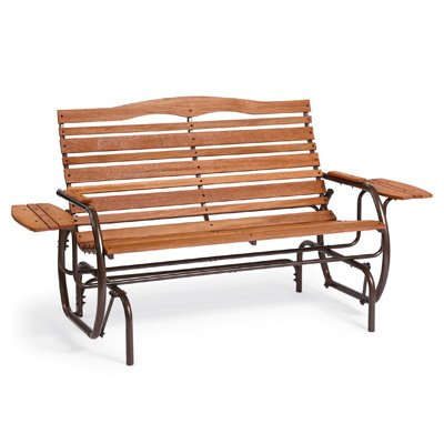 Jack-Post-CG-12Z-Country-Garden-Collection-Patio-Glider-Steel-With-Hardwood-71-In-0