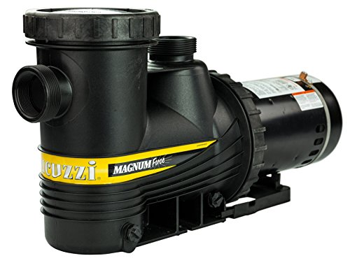 Carvin Magnum Force 1 5 Hp In Ground Swimming Pool Pump