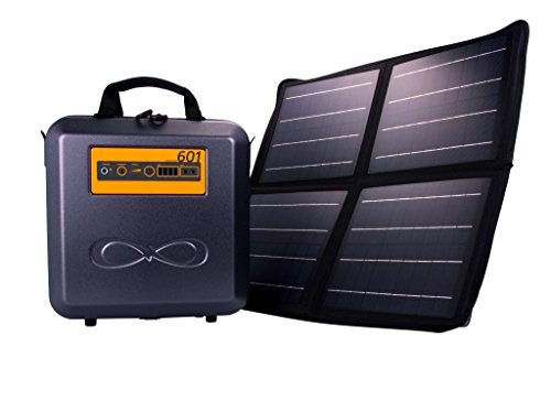 Kalisaya-KP601-KaliPAK-558-Watt-Hour-Portable-Solar-Generator-System-wSolar-Panel-Included-0-1