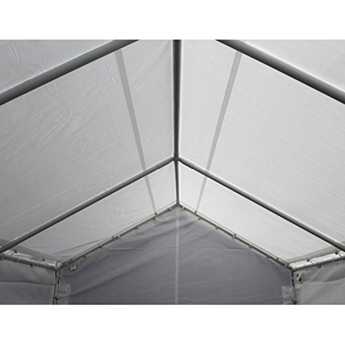King-Canopy-10-x-20-ft-Hercules-Enclosed-  sc 1 st  Farm u0026 Garden Superstore & King Canopy 10 x 20 ft. Hercules Enclosed Canopy Carport u2013 Farm ...
