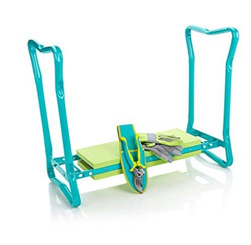 KneelerSitter-Fashion-Garden-Gardening-Kneeler-Bench-Tools-and-Accessories-Collection-4-Piece-Set-0