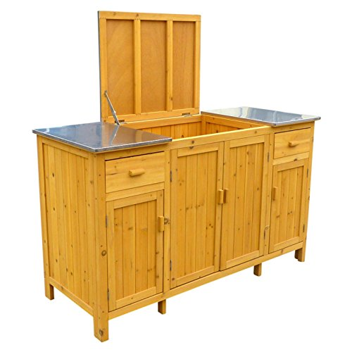 Leisure-Season-Buffet-Server-with-Cooler-Compartment-0-1