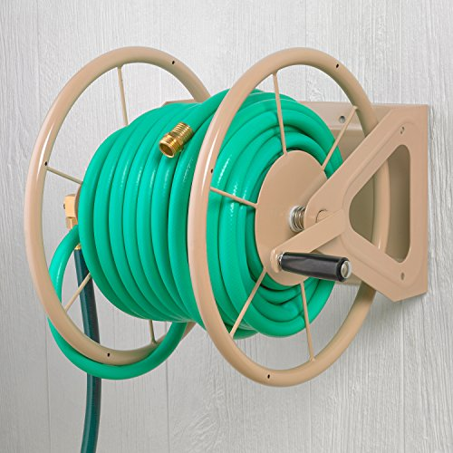 Liberty-Garden-Products-3-in-1-Garden-Hose-Reel-With-200-Foot-Hose-Capacity-703-1-Tan-0-0