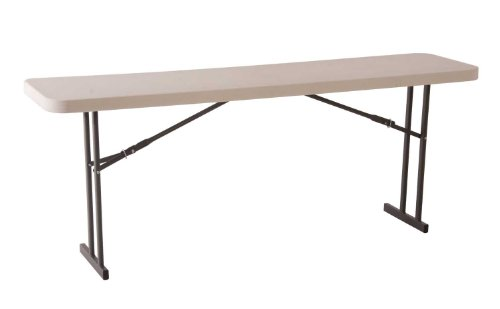 Lifetime-80177-Folding-Conference-Table-8-Feet-White-Granite-0