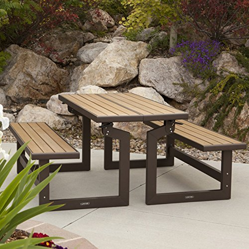 Lifetime-Products-Wood-Grain-Convertible-Folding-Picnic-Table-0