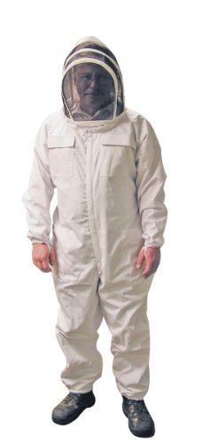 MANN-LAKE-Economy-Beekeeper-Suit-with-Self-Supporting-Veil-X-Large-0