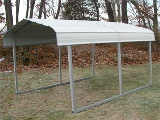 MDM-Rhino-Shelters-All-Steel-Buildings-RV-Steel-Carport-in-Grey-0