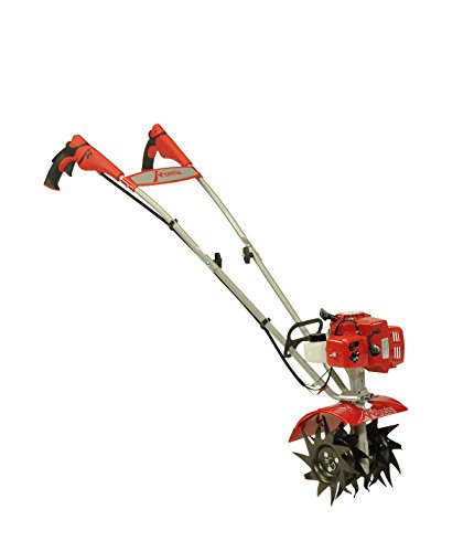 Mantis 7225 15 02 2 Cycle Gas Powered Tiller Cultivator