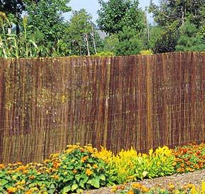 Master Garden Products Willow Fence Screen 5 By