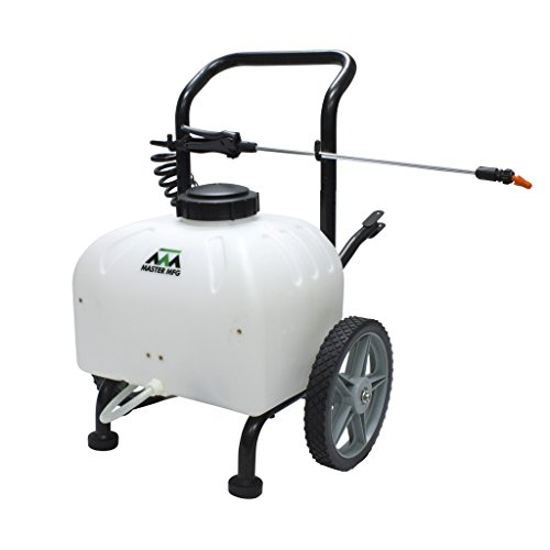 Master-Gardener-Rechargeable-Cart-Sprayer-12-Volt-9-Gallon-Capacity-0