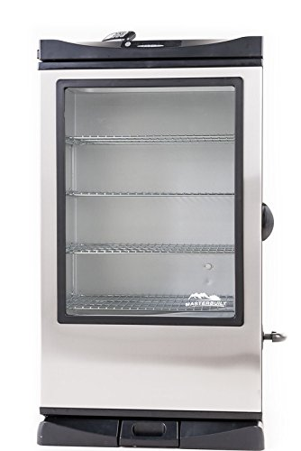 Masterbuilt 20075315 Front Controller Smoker With Viewing