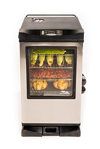 Masterbuilt-20077615-Digital-Electric-Smoker-with-Window-and-Bonus-Pack-30-0