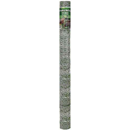 Mat-308498B-72-Inch-by-150-Feet-2-Inch-Mesh-Galvanized-Poultry-Netting-0