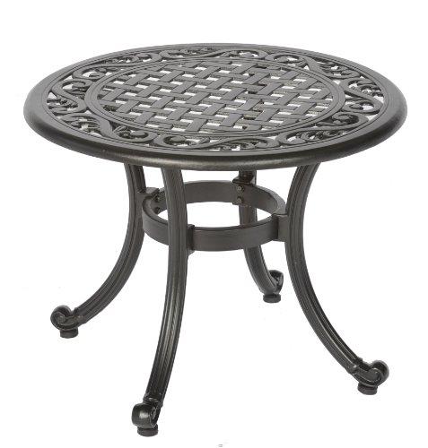 Meadow-Decor-2619-45-Kingston-Side-Table-Black-0