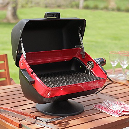 George Foreman Gfo201r Indoor Outdoor Electric Grill