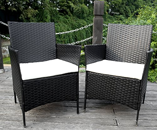 Merax-4-Piece-Outdoor-Patio-PE-Rattan-Wicker-Garden-Lawn-Sofa-Seat-Patio-Rattan-Furniture-Sets-0-1