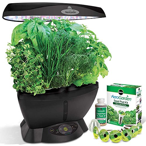 Miracle-Gro-AeroGarden-Classic-6-with-Gourmet-Herb-Seed-Pod-Kit-0