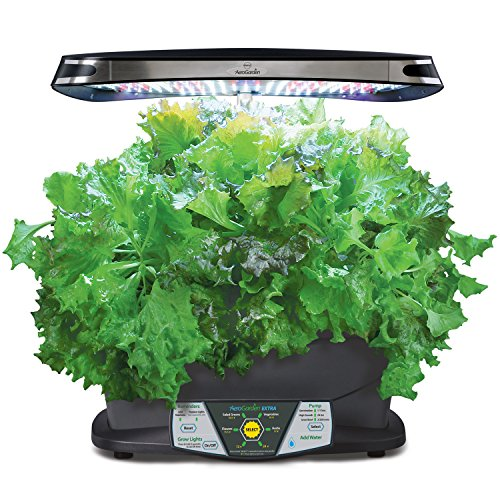 Miracle-Gro-AeroGarden-Extra-LED-with-Gourmet-Herb-Seed-Pod-Kit-0-0