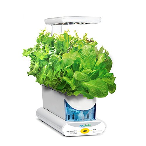 Miracle-Gro-AeroGarden-Sprout-LED-with-Gourmet-Herb-Seed-Pod-Kit-Black-0-0