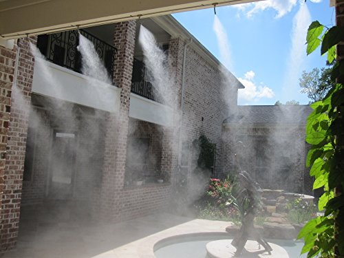 Misting System For Patio Outdoor Cooling System 40