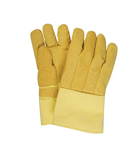 National-Safety-Apparel-G51PBRW14137-Kevlar-Reverse-Wool-Lined-Heat-Resistant-Gloves-with-14-Gauntlet-Cuff-Large-10-oz-0