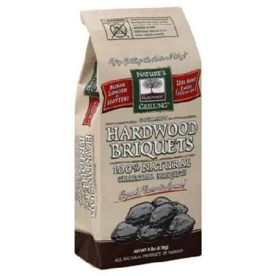 Natures-Grilling-Products100-Hardwood-Briquettes-Size-9-lb-Pack-of-4-0