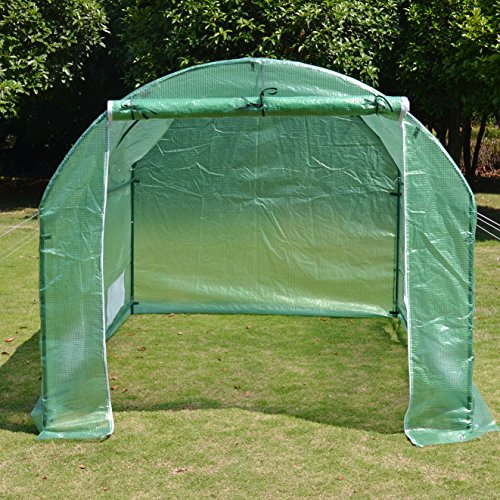 New-BENEFITUSA-Hot-Green-House-10x7x6-Larger-Walk-In-Outdoor-canopy-gazebo-Plant-Gardening-Greenhouse-0-0