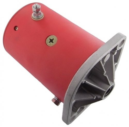 New-Snow-Plow-Motor-Western-Fisher-Rotation-CW-12-Volts-173-lbs-786-kg-0