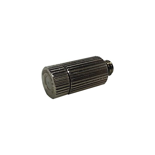 Non-Drip-Nozzles-1224-Thread-Pack-of-10-BrassStainless-Steel-Nozzle-Applications-include-Misting-Systems-Industrial-Cooling-Dust-Suppression-and-Fan-Misting-10-Nozzles-in-a-Pack-0