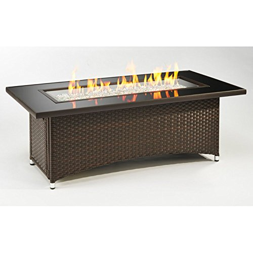 Outdoor-GreatRoom-Montego-Black-Fire-Table-with-Free-Burner-Cover-0
