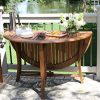 Outdoor-Interiors-Round-Folding-Table-48-Inch-Brown-0-0