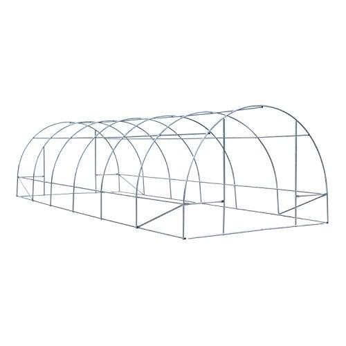 Outsunny-26-x-10-x-7-Portable-Walk-In-Garden-Greenhouse-Deep-Green-0-1