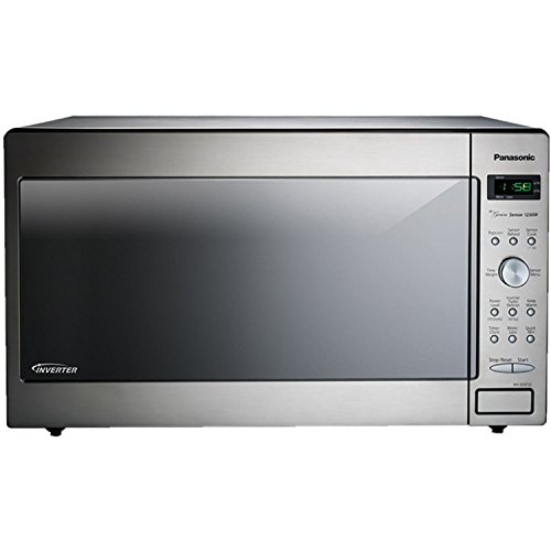 Panasonic-NN-SD972S-Stainless-1250W-22-Cu-Ft-CountertopBuilt-in-Microwave-with-Inverter-Technology-0