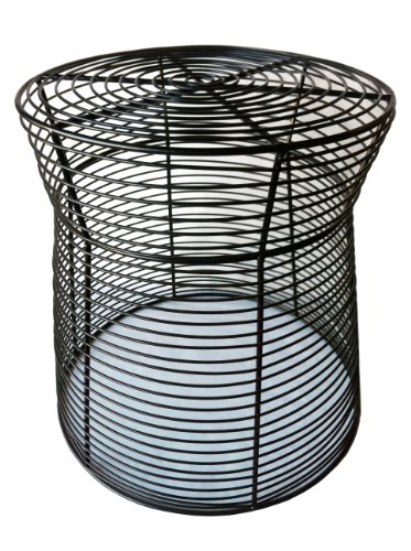 Pangaea-Home-and-Garden-Metal-Wire-Side-Table-0