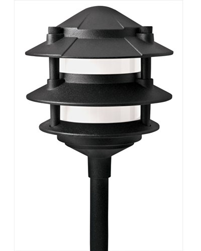 Paradise Gl22764 Low Voltage Cast Aluminum 11w Path Lights