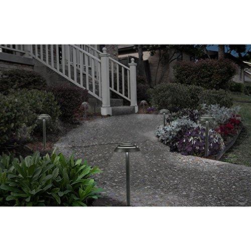Paradise Garden Lighting Low Voltage Cast Aluminum Led