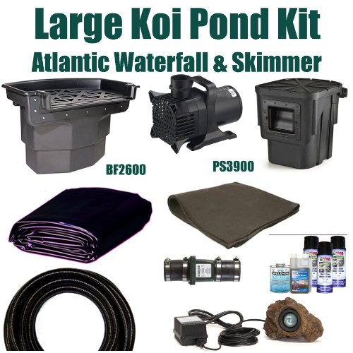 Patriot-Complete-Pond-Kit-Atlantic-Skimmer-Waterfall-5200-GPH-Pump-20-x-25-LA2-0