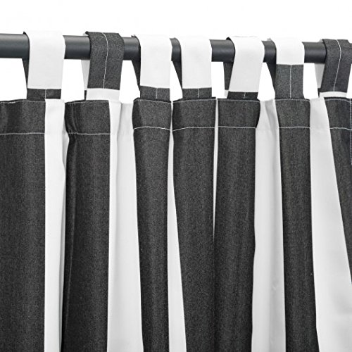 Pawleys-Island-Hammocks-Cabana-Black-Sunbrella-Outdoor-Curtain-With-Tabs-50-x-84-0