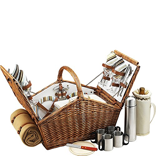 Picnic-at-Ascot-Huntsman-English-Style-Willow-Picnic-Basket-with-Service-for-4-0
