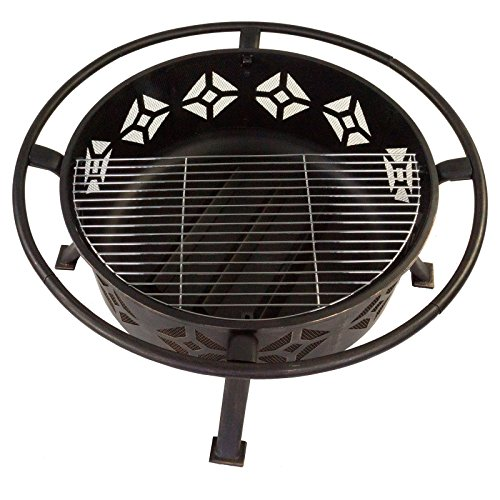 Pleasant-Hearth-Sunderland-36-in-Circular-Fire-Pit-with-Mesh-Cover-0-1