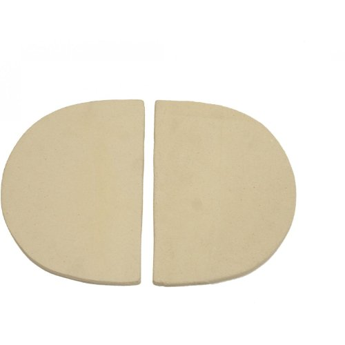 Primo-324-Ceramic-Heat-Reflector-Plates-for-Primo-Oval-XL-Grill-2-per-Box-0
